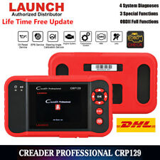 Launch X431 CRP129 OBD2 Diagnosegerät Scanner as Creader VIII Fehlercodeleser