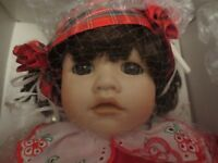 "Pauline Bjonness-Jacobsen Design Nicole Dolls by Pauline 17""  VERY RARE"