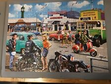 Ravensburger 1000 piece jigsaw puzzles used