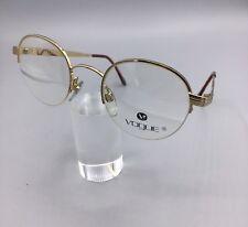 Vogue occhiale vintage frame Italy brillen eyewear lunettes gafas