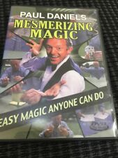 Paul Daniels Mesmerizing Magic Dvd