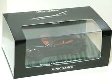 Minichamps Bentley Continental Supersports - 2009 Black RARE