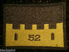 52nd Infantry Brigade Subdued TRF / DZ Patch