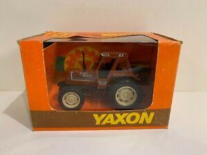 Fiat 880DT5 Yaxon trattore tractor traktor dugu forma plast britains Fiatagri