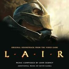 Lair - 2 x CD Complete Score - Limited 2000 - John Debney