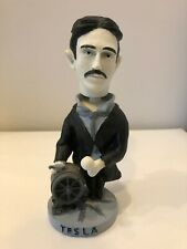 Nikola Tesla The Master Of Lightning Bobblehead MFX
