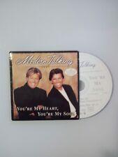 MODERN TALKING - YOU'RE MY HEART YOU'RE MY SOUL - CARDSLEEVE CD 2 TRACKS