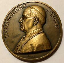 Medaille Vatican Pius XI Signee Muller (N3220)