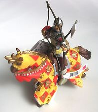 PAPO RED BOWMAN ARCHER 39383 MOUNTED ON HORSE 39754 - NEW WITH TAGS ATTACHED!