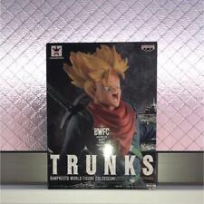 Dragon Ball BWFC Banpresto World Figure Colosseum Super Saiyan Trunks Toy