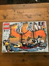 Lego Pirates 6290 Red Beard Runner New But Damaged Box