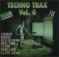 Techno Trax Vol.6 von Various | CD | Zustand gut