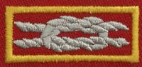 BOY SCOUTS NEW DOCTORATE OF COMMISSIONER SCIENCE AWARD KNOT SCOUT STUFF BACKING