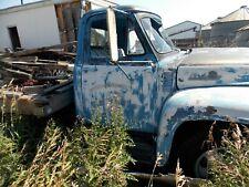 56 Ford F700 Big Job  truck /no mtor