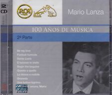 Mario Lanza 100 Anos de Musica 2a PARTE 2CD New Nuevo Sealed