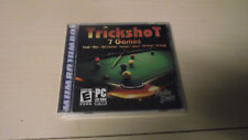Trickshot (PC, 2004) Factory Sealed