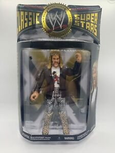 WWE Jesse Ventura Classic Superstars Series #25 JAKKS Pacific NEW Sealed WWF WCW