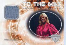 2004 FLEER WWE WRESTLEMANIA XX TO THE MAT TORRIE WILSON EVENT USED RING MAT
