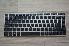 New listing Hp EliteBook Folio 9470M 9470 9480 9480M Keyboard English Us 697685-001
