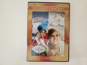 Bend It Like Beckham / The Man on The Moon Double Feature 2 DVD Set New/Sealed