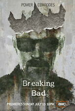 "025 Breaking Bad - White Final Season 2013 Hot TV Show 24""x36"" Poster"