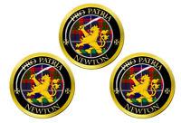 Newton Écossais Clan Marqueurs de Balles de Golf