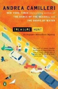Treasure Hunt (Inspector Montalbano Mystery) - Paperback - GOOD