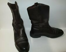 Red Wing Pull On Work Boots 9.5 D #1132