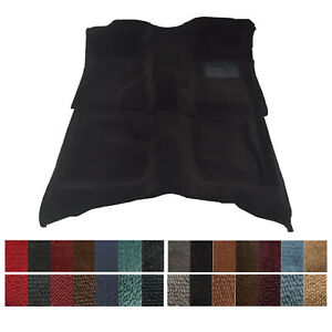 FRONT & REAR CARPET FOR HOLDEN VL COMMODORE 1986 - 1988 VARIOUS COLOURS NEW