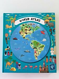 Children's Illustrated World Atlas. A voyage of Discovery for Young Explorers