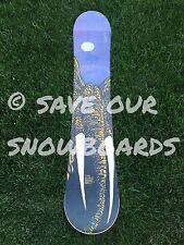 Vintage 2001 / 2002 Mervin Lib Tech TRS Elephant Snowboard 157 FREE SHIPPING