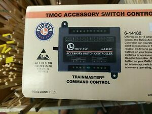 Lionel 6-14182 TMCC Accessory Switch Controller