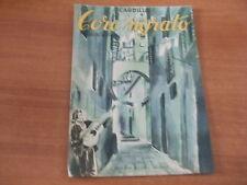 Spartito CORE 'NGRATO Catarì Catarì di S. Cardillo Edizioni Ricordi 1945
