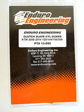 Enduro Engineering Clutch Slave Cylinder Guard KTM 125 144 150 XCW 2008-2015 NEW