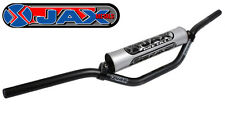 "JAX METALS MOTOCROSS ZX9 HANDLEBARS MINI BAD BOY 87BK BLACK 7/8"" off road 22mm"