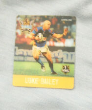 #D536.  NRL 2011 R/LEAGUE TAZO #54  LUKE BAILEY, GOLD COAST TITANS