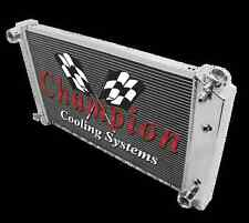 CC161 Champion Cooling Three Row All Aluminum Radiator -Chevy, GMC Trucks
