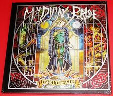 My Dying Bride: Feel The Misery - Deluxe 2 CD + 2 LP Vinyl Set 2015 Earbook NEW