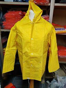 Trawlers Rainmaster 2 piece Waterproof Suit Suit, Yellow medium fisherman oilrig