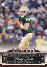 Brady Quinn 2007 Playoff Prestige ROOKIE Browns Card