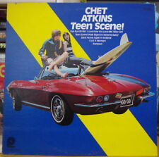 CHET ATKINS TEEN SCENE ! CAR COVER US PRESS LP PICKWICK 1975