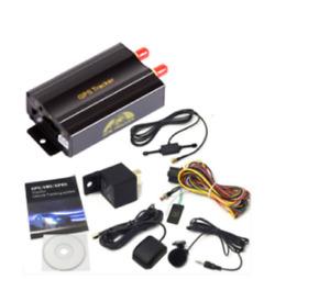 LOCALIZZATORE SATELLITARE ANTIFURTO GPS GSM GPRS TRACKER  TK103AB AUTO MOTO BARC