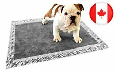 Pee Padz, Heavy Duty Dog & Puppy Pads, Carbon Top Absorbs Liquids and Stops Odou