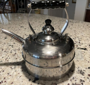 SIMPLEX Style Cook's Club  Stainless Steel 2.5 Quart Tea Kettle