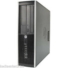 Desktop PC COMPUTER HP ELITE 6300 CORE I5 3570s 3.1Gh/ 4 GB / 500GB HDD/ USB 3.0