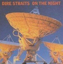 Dire Straits on The Night CD 10 Track Pic Disc European Vertigo 1993