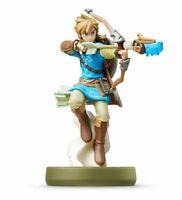 Nintendo amiibo The Legend of Zelda Breath of the Wild LINK Archer 3DS Wii NEW