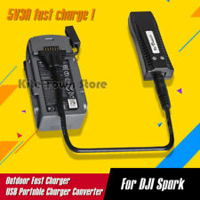 5V 13A Outdoor Fast Charger USB Portable Changer Converter for DJI Spark