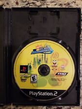 Spongebob Squarepants: Atlantis Squarepantis - PS2 NO MANUAL FREE SHIPPING