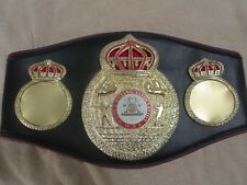 WBA CHAMPIONSHIP BOXING BELT, THE REAL DEAL 1000%, JUST LIKE THE REAL BELT